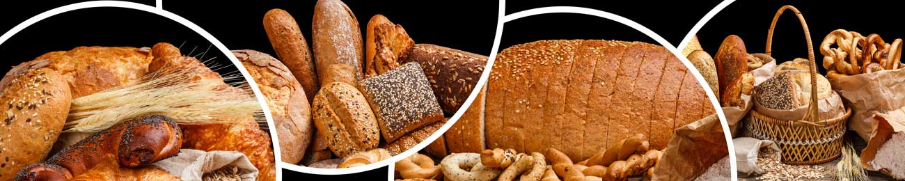 Splashbacks Glass design - Fresh bakes breads - 100219 Image
