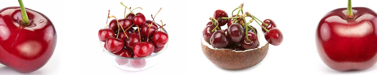 Дизайн для скинали - Fresh juicy cherries - 100244 Image