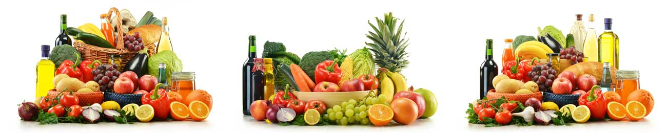 Дизайн для скинали - Vegetables and fruits - 100259 Image