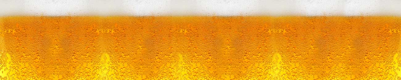Splashbacks Glass design - Cold beer - 100260 Image