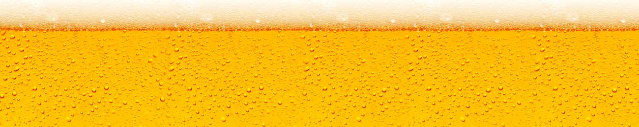 Splashbacks Glass design - Cold beer background - 100261