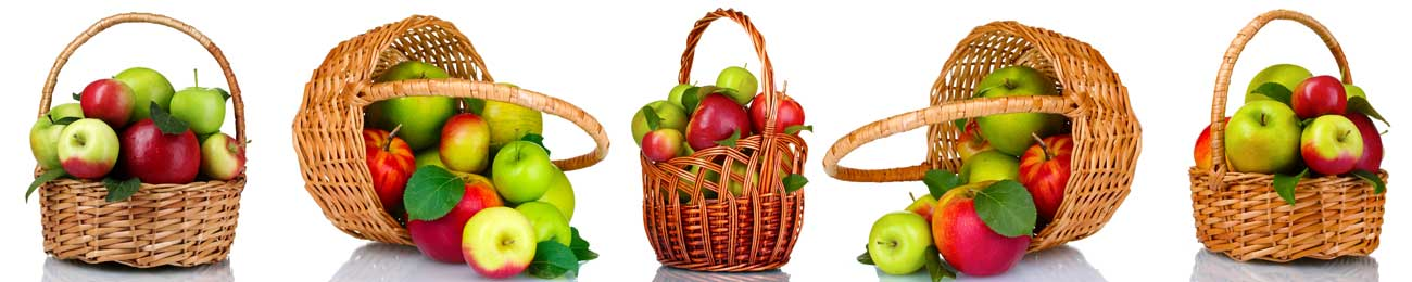 Дизайн для скинали - Apple baskets - 100262 Image