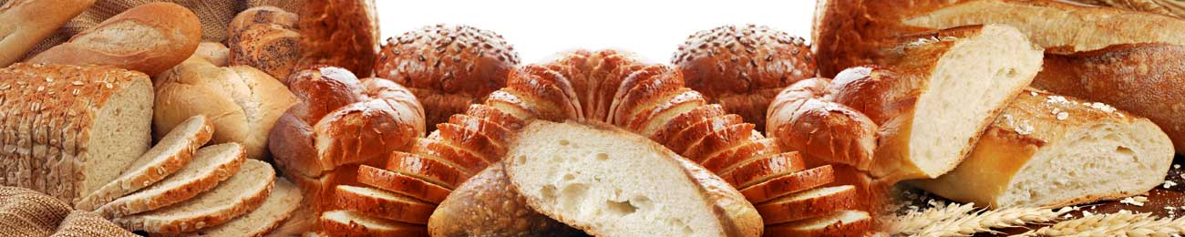 Splashbacks Glass design - Fresh bread - 100264 Image