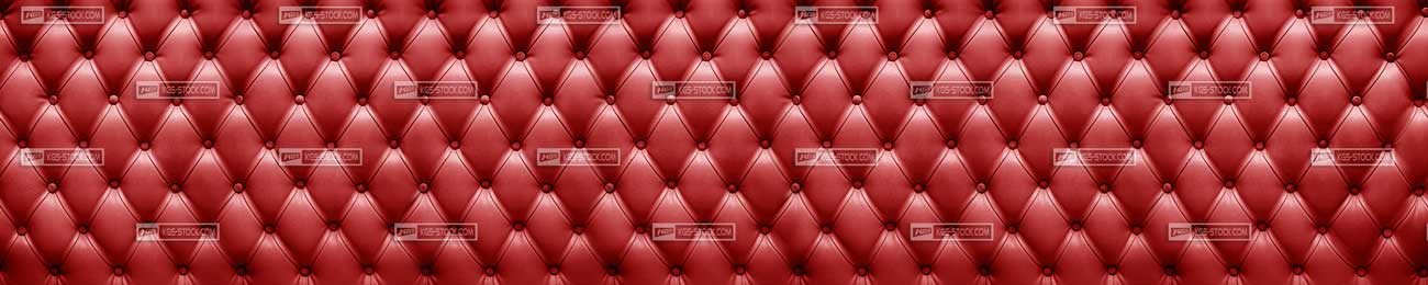 Splashbacks Glass design - Red Sofa leather texture - 100828