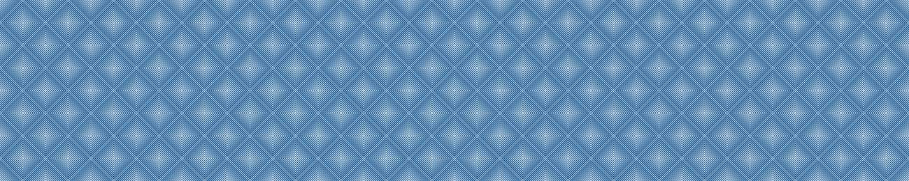 Splashbacks Glass design - Blue square pattern - 100841 Image