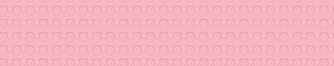 Дизайн для скинали - Pink waves pattern - 100854 Image