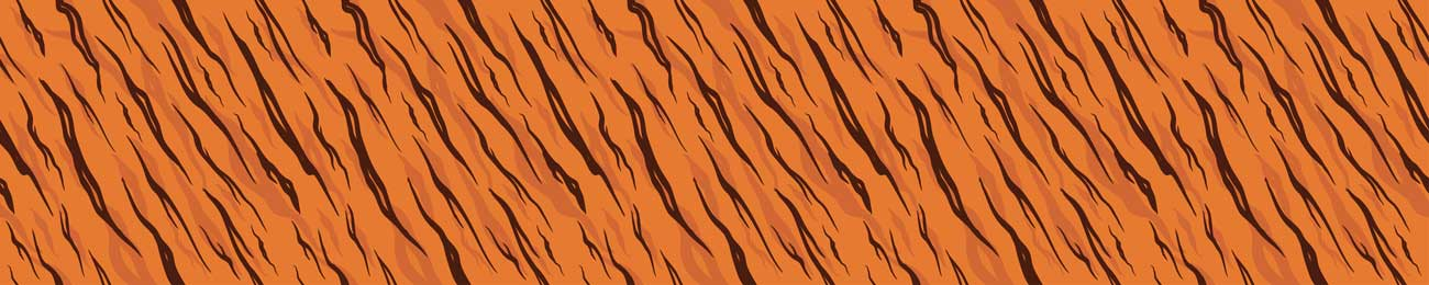 Splashbacks Glass design - Tiger Skin texture - 100884 Image