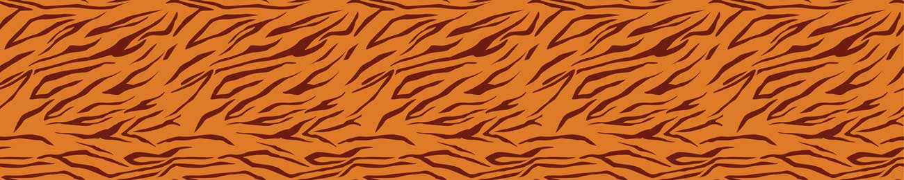 Splashbacks Glass design - Tiger Skin line texture - 100885