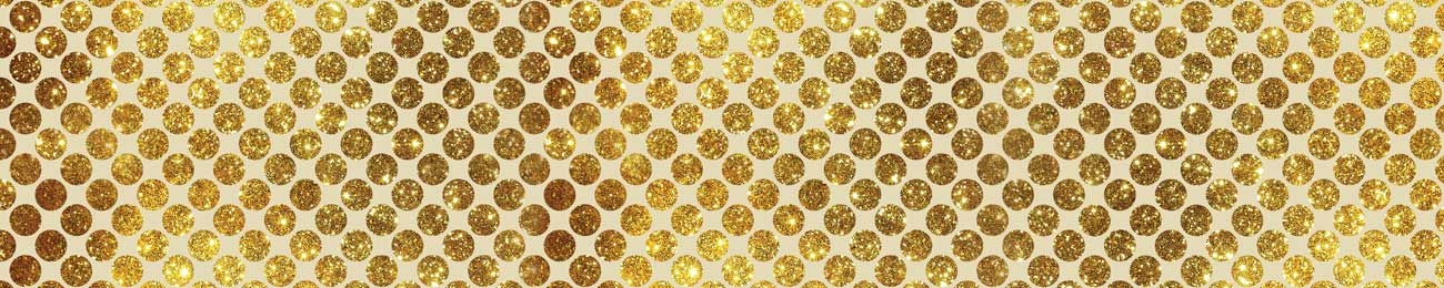 Splashbacks Glass design - Big Light Golden diamonfs - 100714